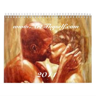 Lovers Art 2011 Calendars