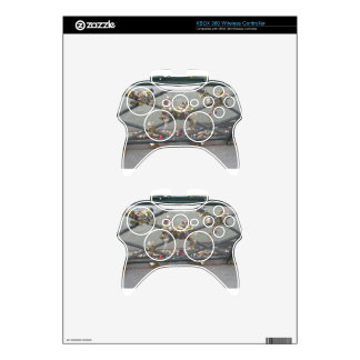 Lovers Bridge - Paris Love Locks, France Xbox 360 Controller Decal