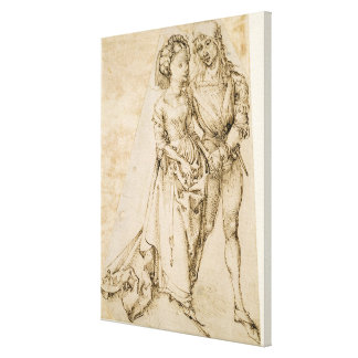 Lovers Gallery Wrap Canvas