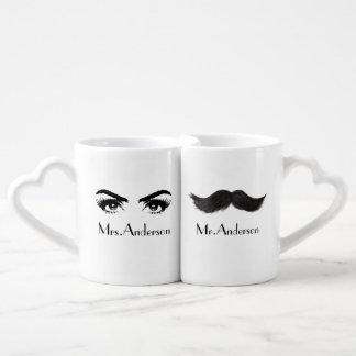 Lovers Coffee Mugs Mrs&Mrs.Customise