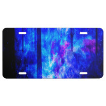Lover's Creation Mystic Night Dreams License Plate