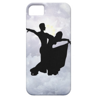 Lovers dancing in romance iPhone 5 case