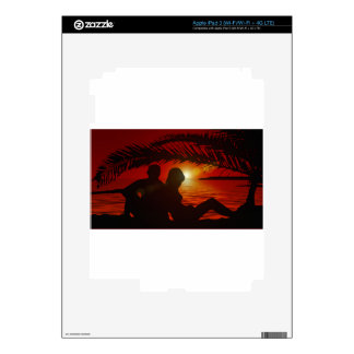 Lovers Decal For iPad 3