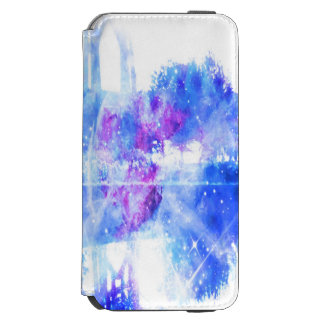 Lover's Dreams Bridge to Anywhere iPhone 6/6s Wallet Case