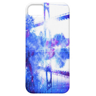 Lover's Dreams Bridge to Anywhere iPhone SE/5/5s Case