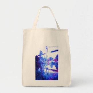 Lover's Dreams Bridge to Anywhere Tote Bag