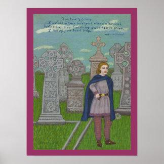 Lover's Grave Print