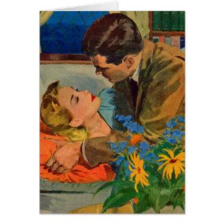 Lovers in Love Card