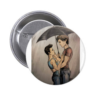 Lovers in the Rain Button