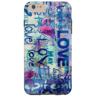 Lovers iPhone 6 plus cas Tough iPhone 6 Plus Case
