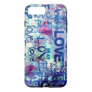 Lovers iPhone 7 plus cas iPhone 7 Plus Case