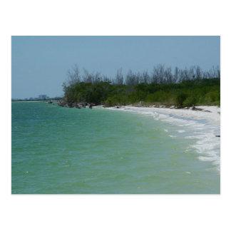 Lovers Key Beach Postcard
