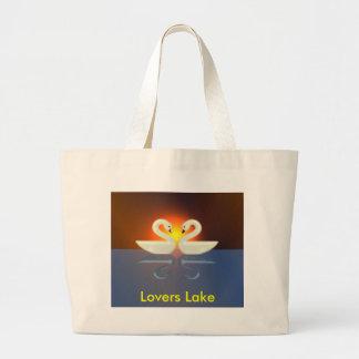 Lovers Lake-Beach Bag