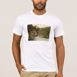 Lover's Leap, Dartmoor, Devon, England T-Shirt