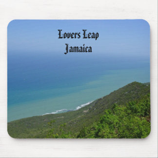 Lovers Leap Mouse Pad