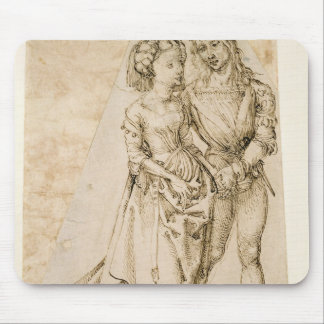 Lovers Mouse Pad