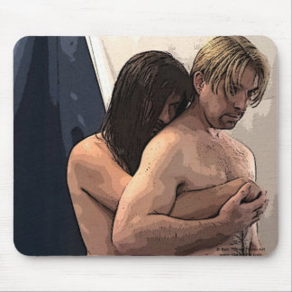 Lovers Mouse Pads