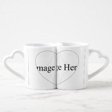 Valentines Themed Lovers' Mug Set