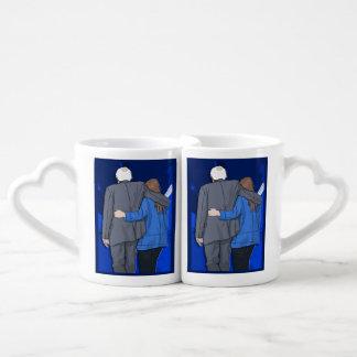Lovers' Mug Set BERNIE N JANE LOVE