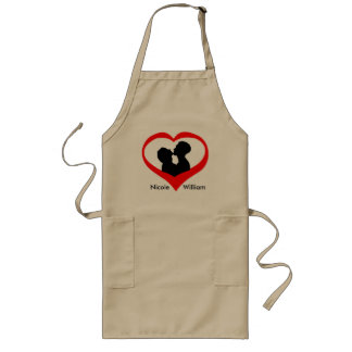 Lovers Name Apron