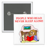 lovers of books and reading pin