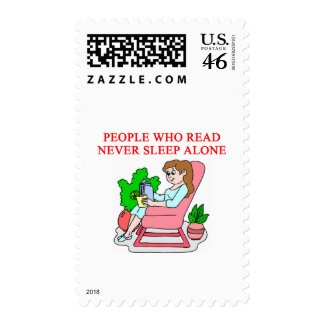 lovers of books and reading postage