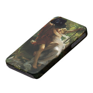 Lovers on a Swing. Spring by Pierre Auguste Cot Case-Mate iPhone 4 Case