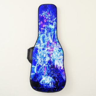 Lover's ParisIan Dreams of the Ones that Love Us Guitar Case