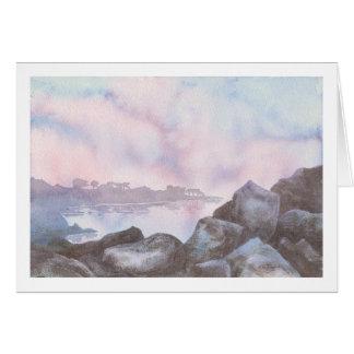 Lover's Point, Monterey, CA Card