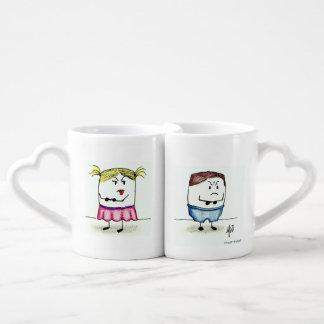 Lover's Quarrel Mugs