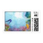 Lovers Reef Postage Stamp