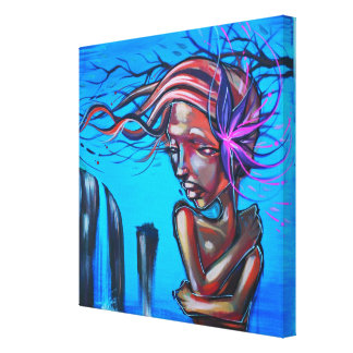 Lover's Rock on 12x12 Gallery Wrapped Canvas