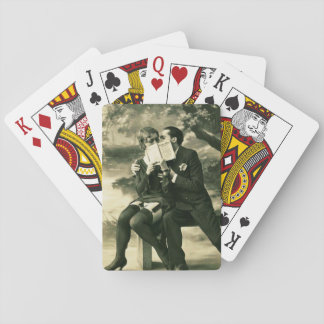 Lovers Secrets Vintage Pin-Up Playing Cards