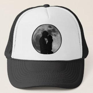 Lovers Silhouette Trucker Hat