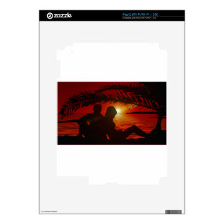 Lovers Skins For iPad 2
