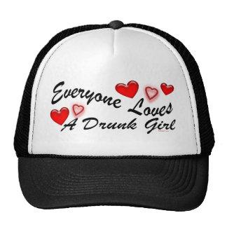 Loves A Drunk Girl Hat