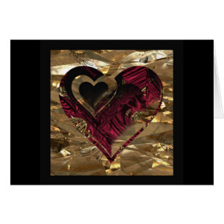 """""""Love's A Golden Thing""""* Card"""
