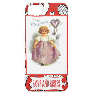 Loves and kisses iPhone SE/5/5s case