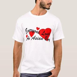 Loves Asian Boy T-Shirt