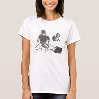 Love's bad side T-Shirt