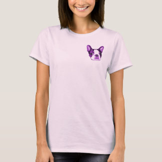 Loves Boston Terriers T-shirt