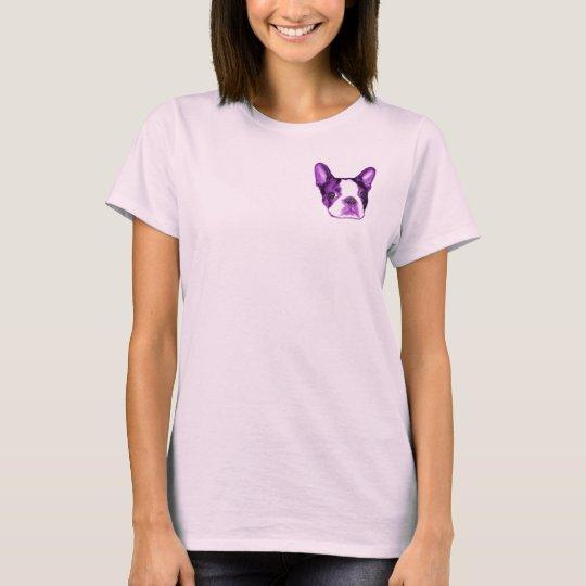 Loves Boston Terriers T-shirt
