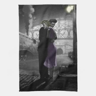 Love's Departure 2 Towel
