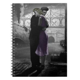 Love's Departure Notebook