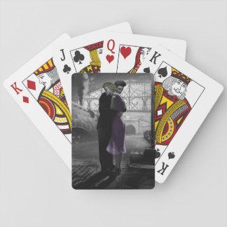 Love's Departure Poker Cards