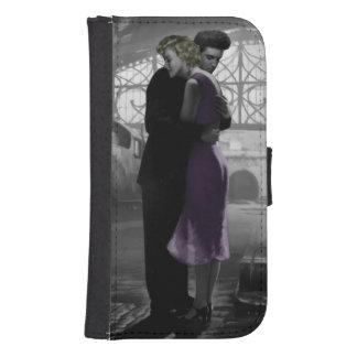 Love's Departure Phone Wallet Cases