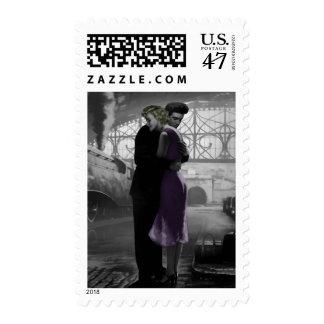 Love's Departure Postage