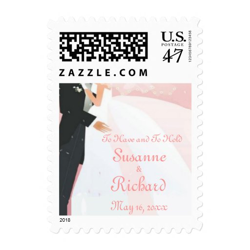 Love's Embrace Postage