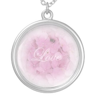 Love's First Bloom Personalized Necklace