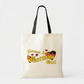 Loves German Girl Bag
